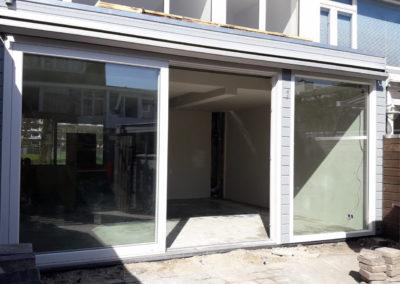 Verbouwing Amstelveen